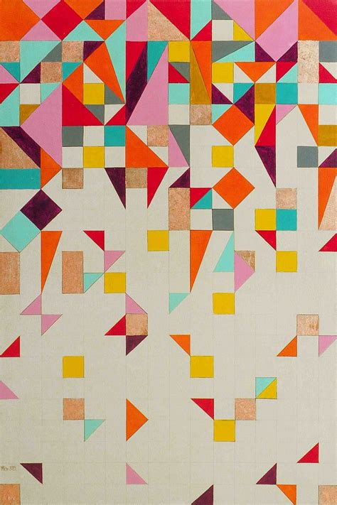 geometric triangle pattern design 1088 best improv quilts images on pinterest contemporary