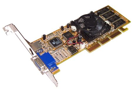 Vga Card Pixelview Pixelview Mvga Nvg11am 400 64mb Agp Graphics Card With Tv Out