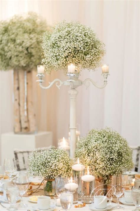 shabby chic wedding centerpieces cakes and decorations