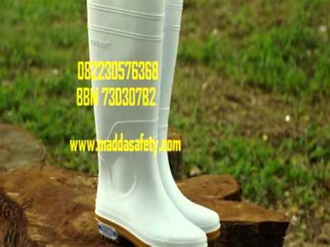 Boot Karet Wanita sepatu boots karet 082 230 576 368 toyobo boot surabaya