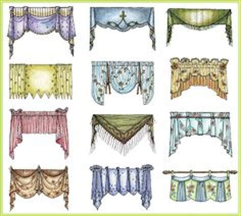 different styles of valances 1000 images about dyi drapes curtains on pinterest