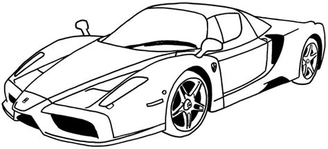 coloring pages little car coloring pages download and