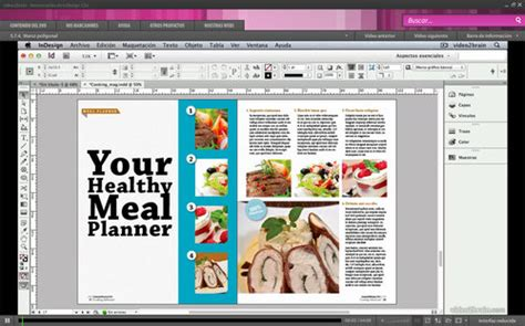 Tutorial De Indesign Cs6 En Español Pdf | v2b herramientas de indesign cs6 espa 241 ol identi