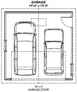 2 Car Garage Square Footage 20x20 2 car garage 20x20g5 400 sq ft excellent floor plans