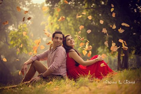 Prewedding Photoshoot pre wedding shoot with polka dots bow ties wedmegood