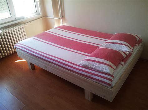 bouwtekening bed bouwtekening bed tweepersoonsbed zelf maken