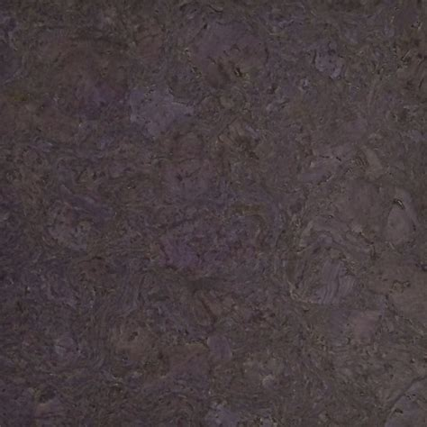 dusty lilac colored cork floor tiles in nugget texture