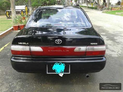 1997 Toyota Corolla For Sale Used Toyota Corolla 1 6 Gli 1997 Car For Sale In Mangla