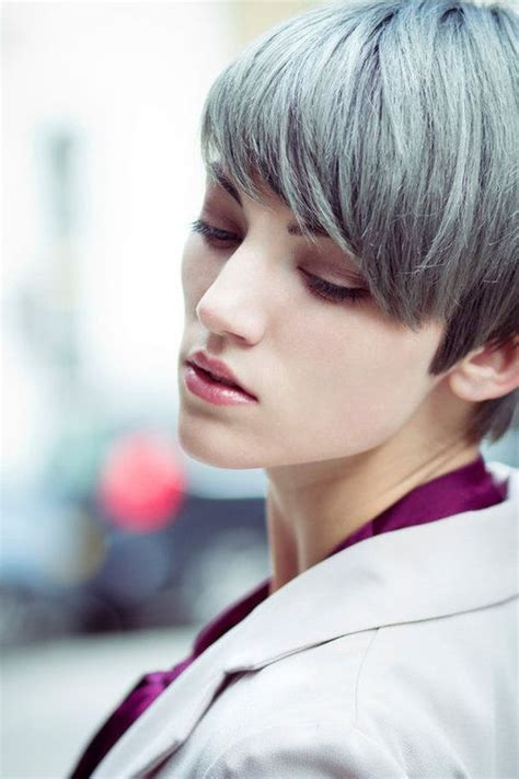 2015 hair color trends silver summer hair color trends 2015 silver hair fashion