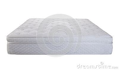 royalty comfort mattress soft and comfort spring bed isolated royalty free stock
