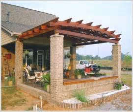 Build A Pergola Attached To House by Fantastic Free Pergola Designs Attached To House Garden