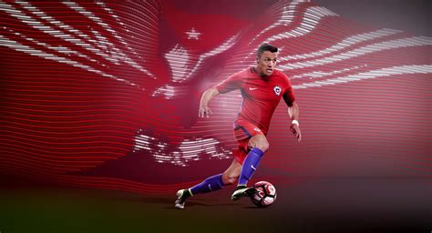 alexis sanchez nike chile 2016 national football kits nike news