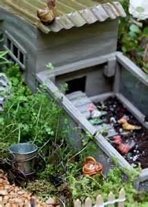 Vertical Garden Containers - how to make a miniature fairy garden in a container hgtv