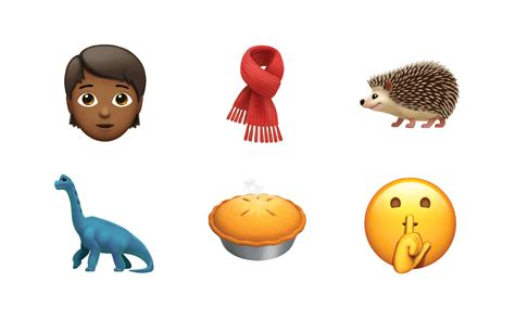 apple new emoji check out the new ios 11 1 emoji for iphone and ipad