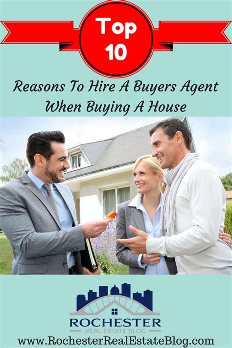 buying a house top 10 reasons to hire a buyers agent when buying a house