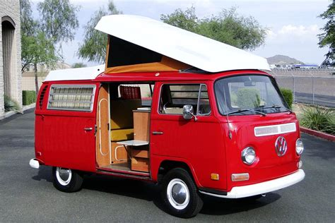 1970 Volkswagen Westfalia Pop Top Cer 187497