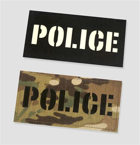 Patch Pacth Gegana Tulisan Patch Velcro identifier velcro patches perroz designs