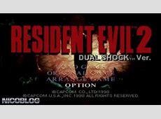 Resident Evil 2 (USA-PSN) PSP Eboot | Cdromance Emulators For Psp Cfw