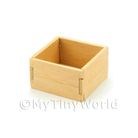 tiny in a box blank shop display dolls house miniature mytinyworld