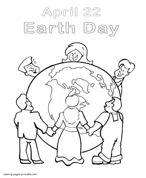 earth day coloring pages 2010 coloring sheets of the earth day