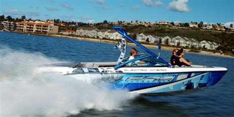 aptera co founder launches hybrid electric wake boat - Epic Boats Ceo