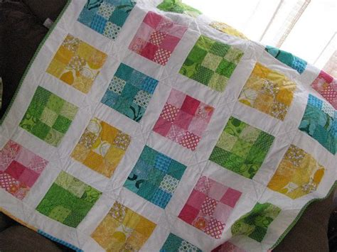 9 Square Quilt by Great Baby Quilt 9 Square Quilts That I Really Really
