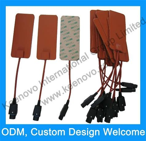 custom design rubber st keenovo custom design silicone rubber heater
