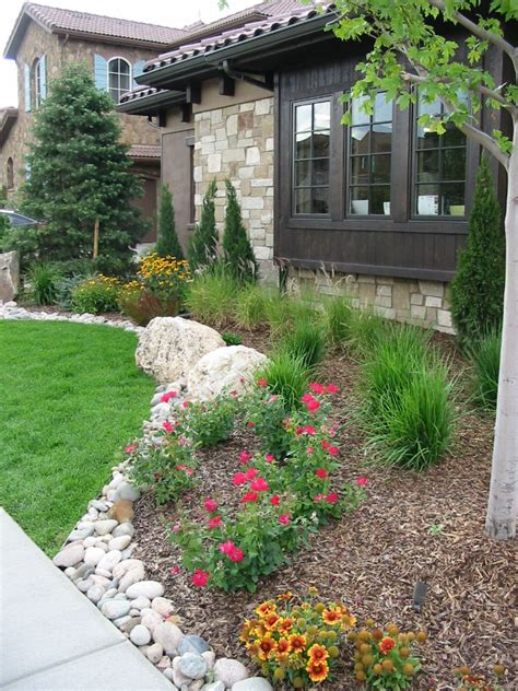 rustic landscaping ideas for a backyard rustic landscaping on split rail fence