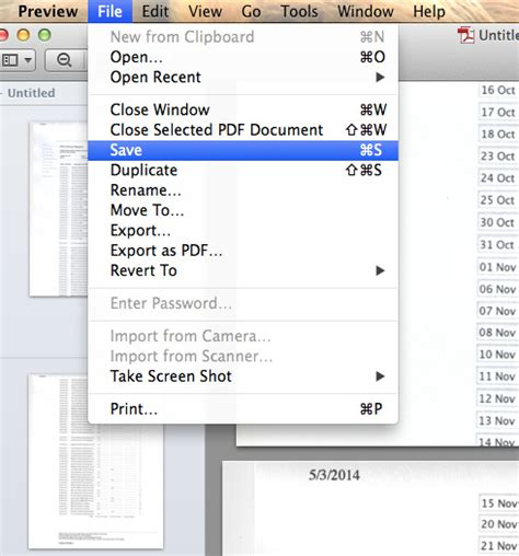 How To Save A Scanned Document