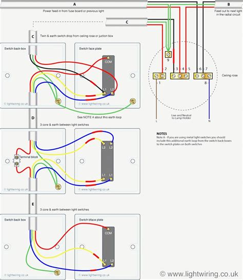electrical lighting wiring diagrams pdf wiring diagram