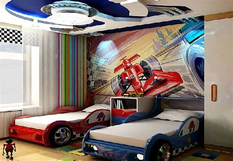 car bedroom decor kids room cars images