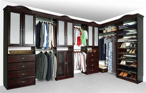 wooden closet organizers solid wood closets inc professional organizers in