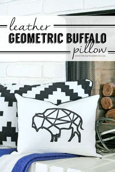 buffalo leather buffalo home decor hand crafted it started with pillows on pinterest grain sack pillows