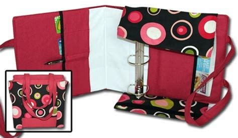 Binder Giveaway - stylin coupon organizer giveaway enter to win