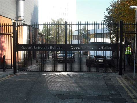 security gates in northern ireland bam fabrications