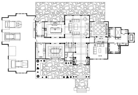 cedar cabin floor plans 35 best images about home plans on pinterest house plans