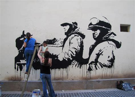 Kid Wall Murals 187 nazza stncl smnr arte callejero latinoamerica