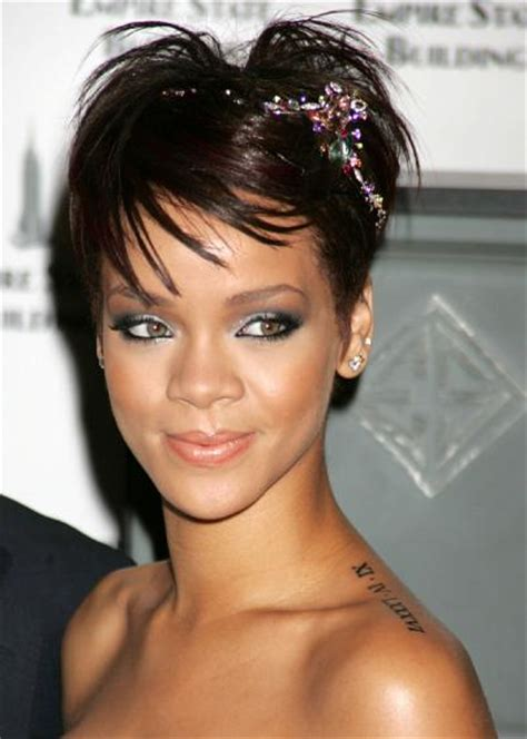 rihanna shoulder tattoo we breakdown rihanna s 18 tattoos