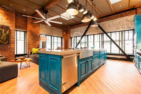modern eclectic kitchen hamilton eclectic industrial contemporary kitchen