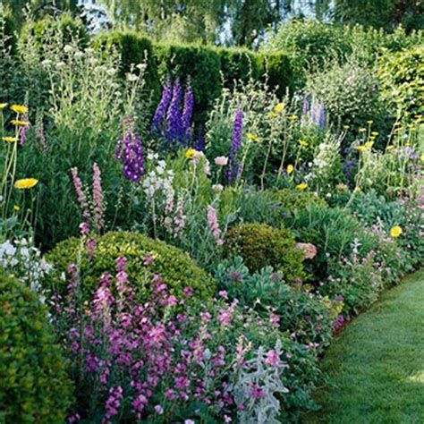cottage garden border plan c b i d home decor and design maintaining your curb appeal