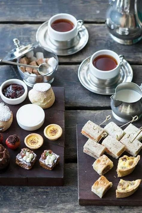 Modern Tea  Ee  Party Ee   De R And Food  Ee  Ideas Ee   Shelterness