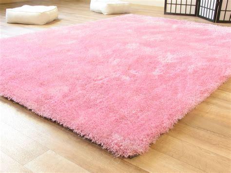hochflor teppich rosa kinder teppich billie shaggy hochflor teppich rosa ebay