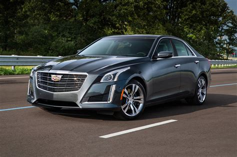 2018 cadillac cts v sport pricing for sale edmunds