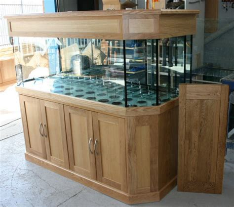 Oak Cabinet Fish Tanks by Custom Tanks Aquarium Cabinets And Vivarium Gallery