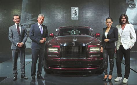 founders of rolls royce bespoke rolls royce the only limit is your imagination