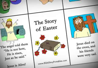easter activity book for the story of easter bible coloring book with dot to dot maze and word search puzzles the easter basket gifts and stuff for boys and books free minibook printable quot the story of easter quot