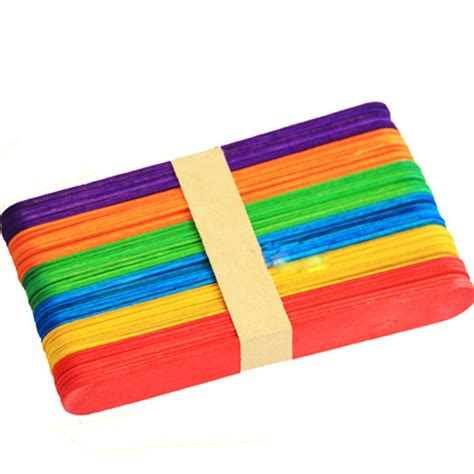 popsicle sticks buy wholesale wooden popsicle stick from china