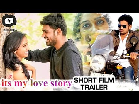 film it s all about love its my love story short film trailer latest 2016 telugu