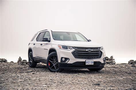 2018 chevrolet traverse redline drive 2018 chevrolet traverse canadian auto review