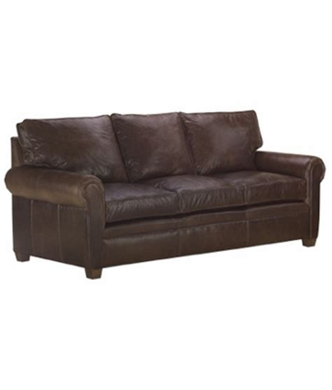 traditional leather loveseat traditional leather pillow back loveseat w rolled arms
